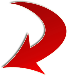 red-arrow-curved